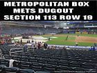#Ticket  2 NY Mets Tickets 6/14 Pittsburgh Pirates Metropolitan Box METS DUGOUT Citi #deals_us