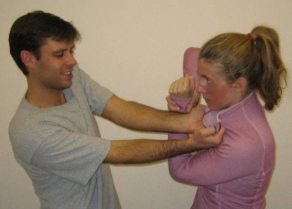 In defense of self -- the real mental value of self-defense training.