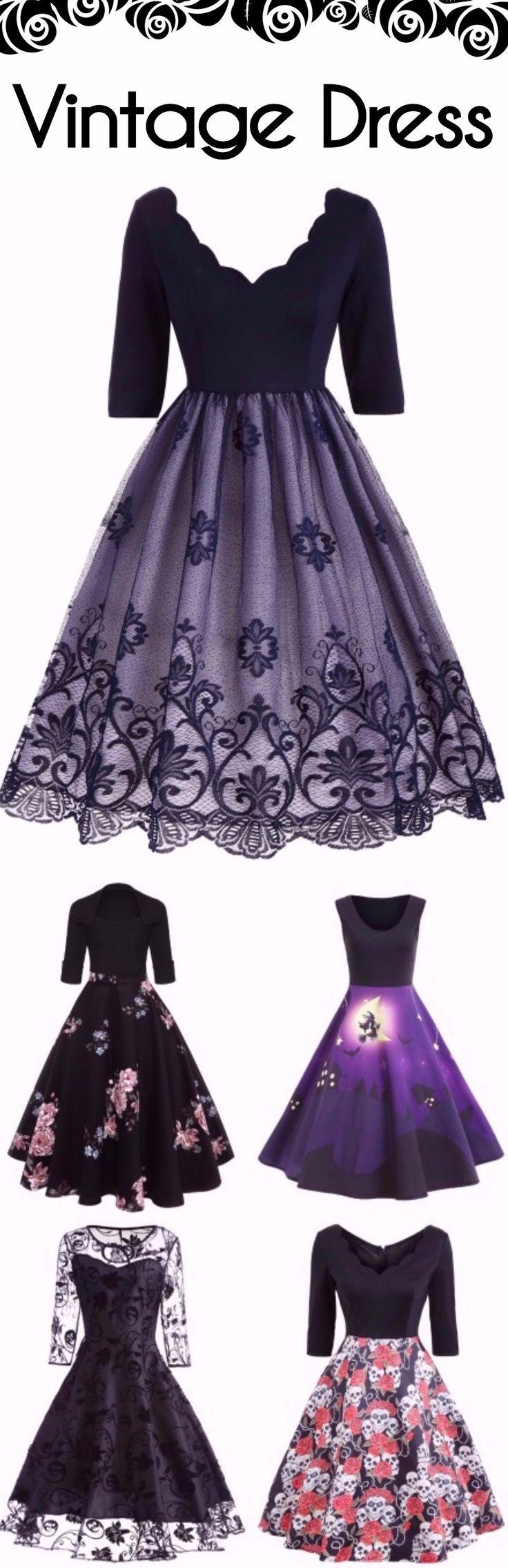 Party Vintage Dress | Start From Only $5.99 | Sammydress.com