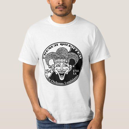 French Quarter T-Shirt - tap, personalize, buy right now!