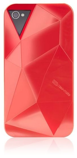 Striped Case For iPhone 4/ 4S #case #iphone4 red #mobilcadde