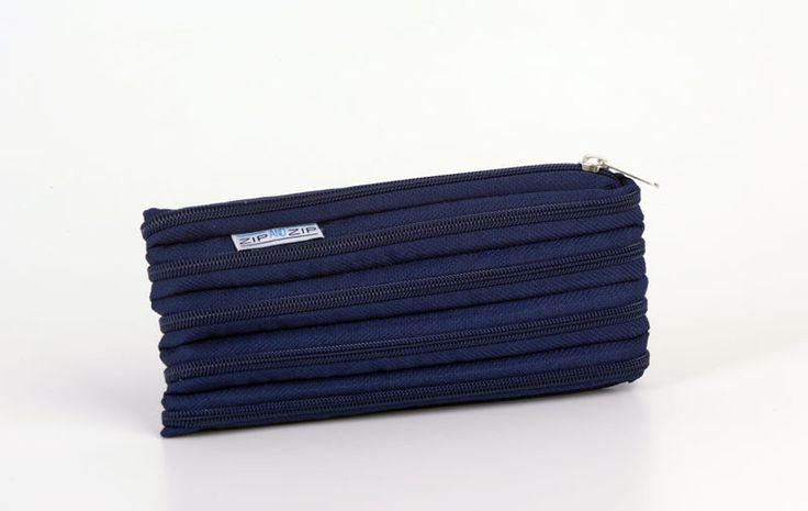 Morgana-astuccio color blu Navy