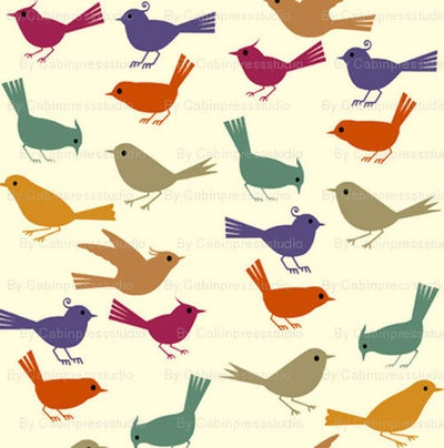 10 fabric patterns for an aviary inspired room pinterest bird