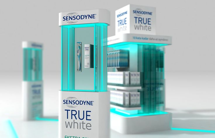 Sensodyne True White on Behance