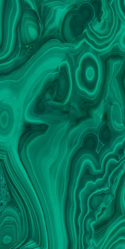 Porcelain Tile: Malachite... This would make an awesome backsplash!
