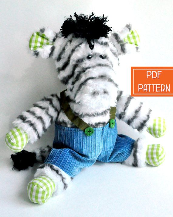 37 besten My own designs; DIY Soft Toy Sewing Patterns Bilder auf ...