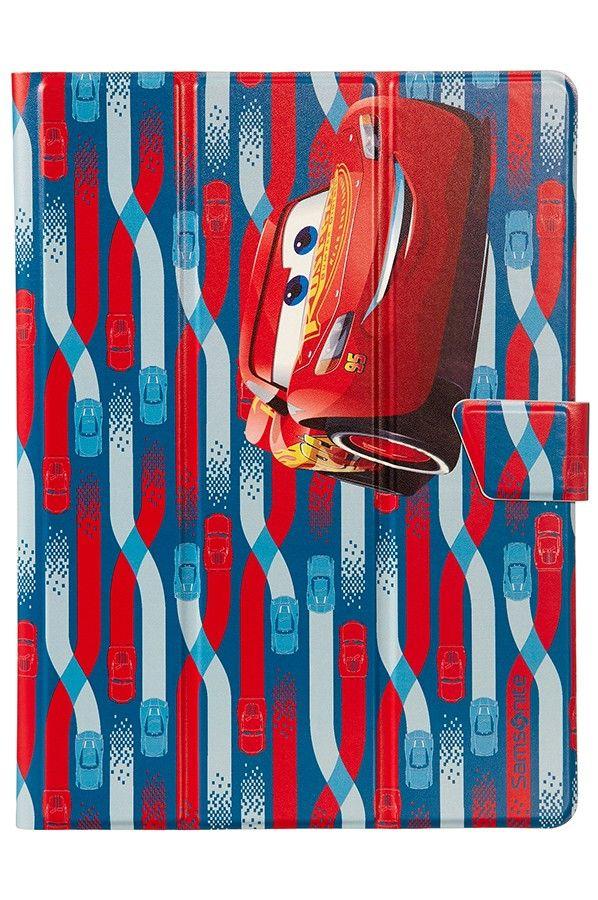 751b8813e9 Tabzone Disney универсален калъф за таблет Disney Cars Racetrack 33C ...