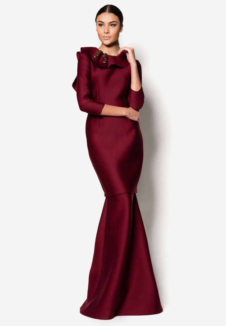 Buy Woo/Fiziwoo Subang Baju Kurung | ZALORA Singapore