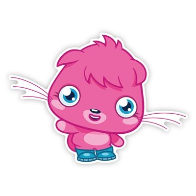 Moshi  Monsters popet  find me on moshi monsters.com  my name is Sally17238115