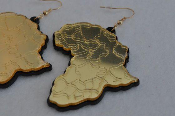 Image of Motherland Earrings