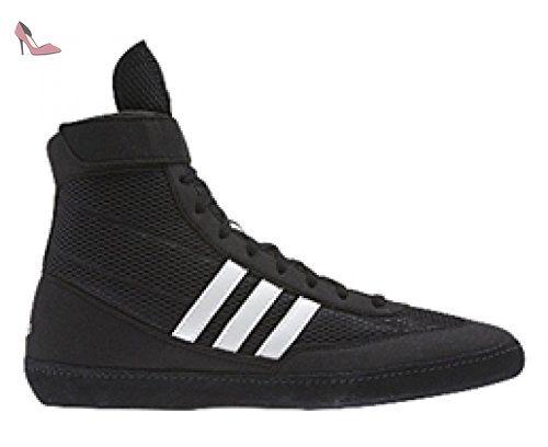Adidas Combat vitesse 4de Catch adulte Bottes - Noir - Noir/blanc, - Chaussures adidas (*Partner-Link)