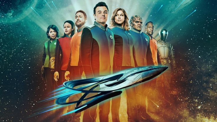 Seth MacFarlane's THE ORVILLE Might End Up Having a FAMILY GUY Crossover