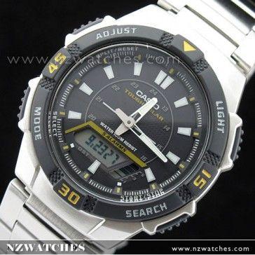 BUY Casio Tough Solar Sports Watch AQ-S800WD-1EV AQS800WD - Buy Watches Online | CASIO NZ Watches