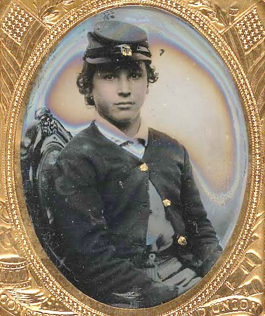 Soldier of the American Civil War