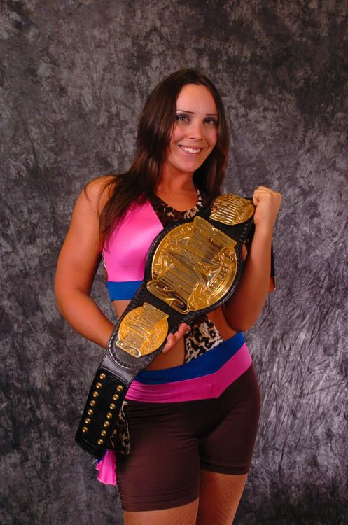 Sara Del Rey (November 13, 1980) is an American professional wrestler.