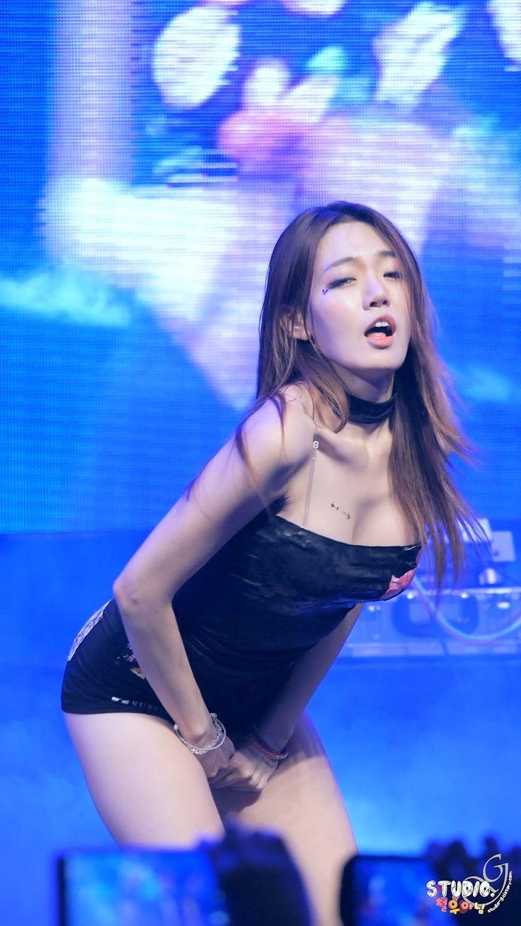 151015 밤비노(BAMBINO) 연성대학교 축제 직캠(Fancam)_I'm So Sexy(은솔)