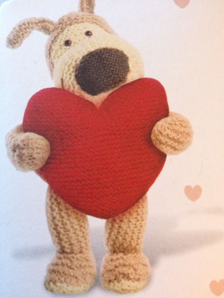 Knitting Pattern For Boofle Dog : 34 Best images about Boofle on Pinterest Toy dogs, Valentine gifts and Cute...