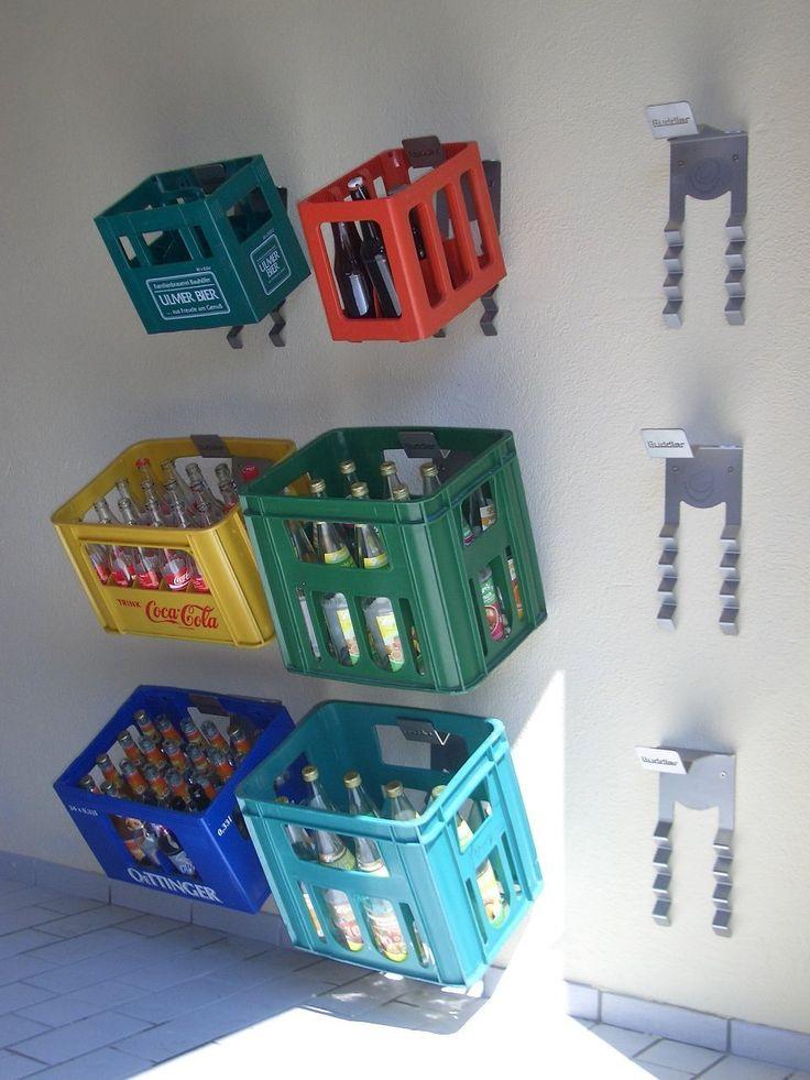 Buddler Aufhänger Box: Amazon.de: Küche & Haushalt