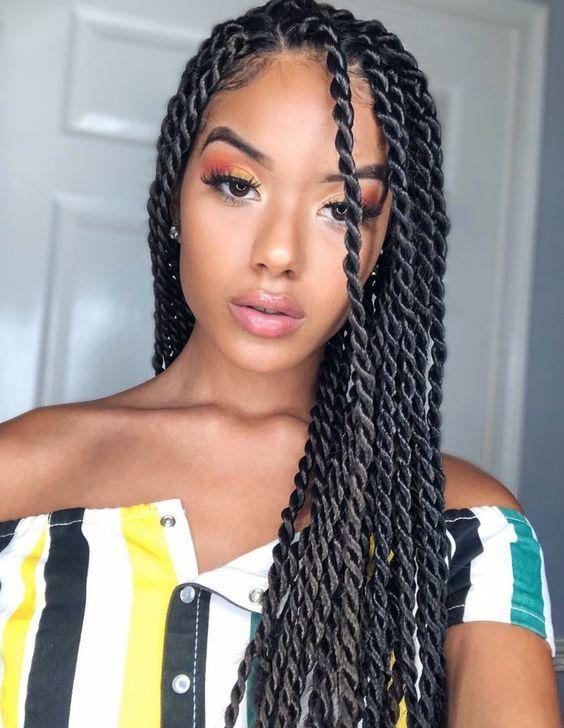 25 belle coiffure pour les femmes noires