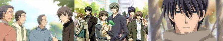 Junjou Romantica VOSTFR | Animes-Mangas-DDL