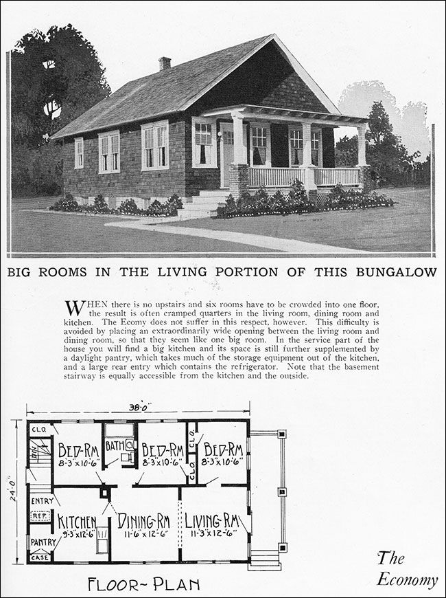 316 best images about 1920s house on pinterest 1920s for 1920 bungalow house plans
