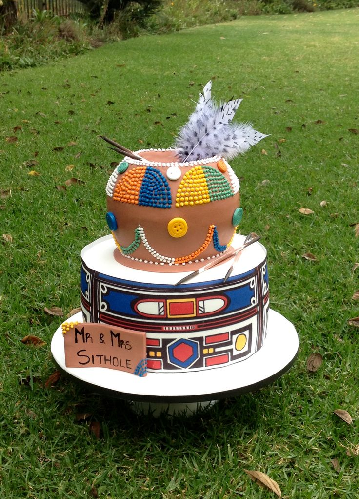 Traditional wedding cake Avril's den cakes.