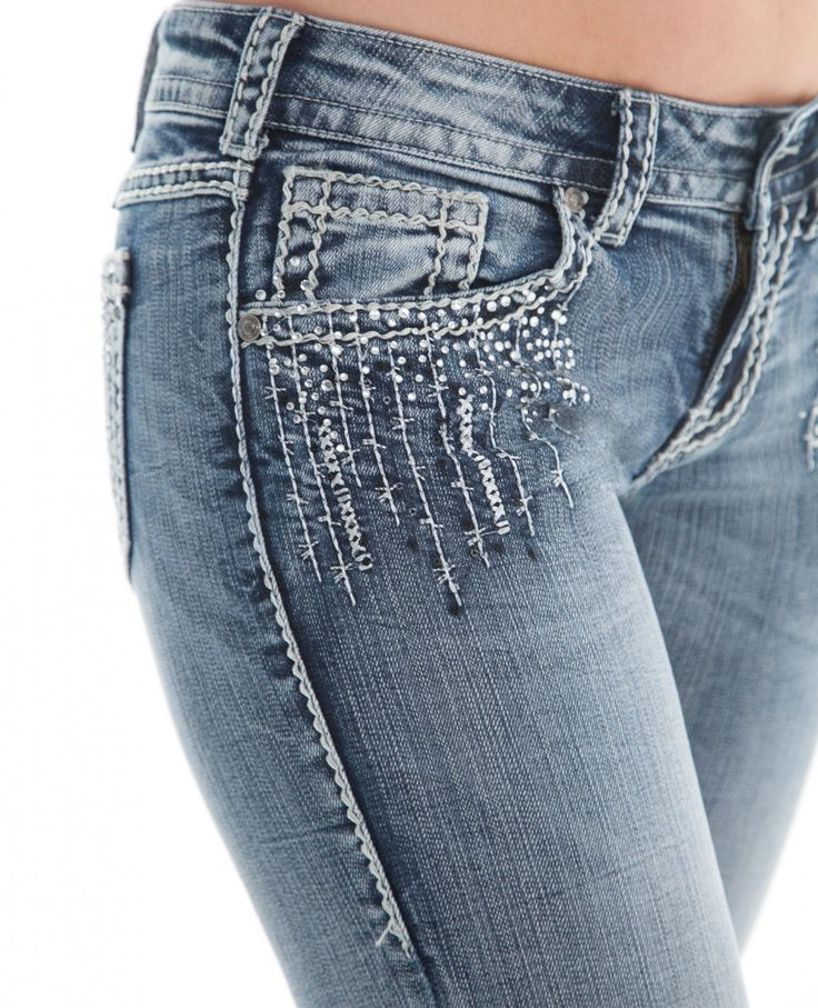 JCWATR - unBELIEVEable Fit Jeans - Denim - All Products | Cowgirl Tuff Co.