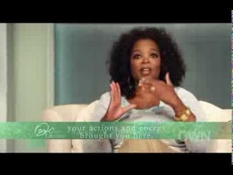Huge Inspiration from Life Class and Oprah