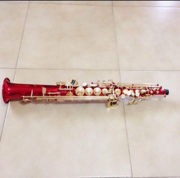 ELKA Soprano saxophone for sale at $798++