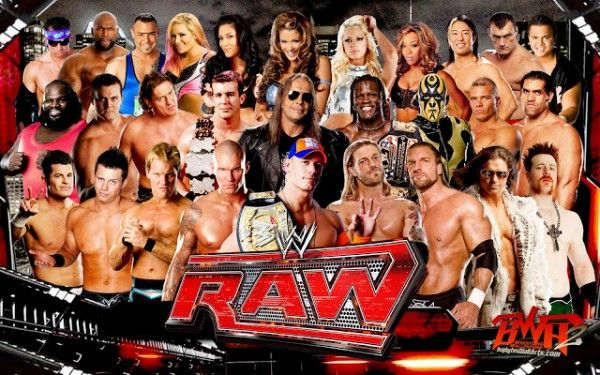 WWE Monday Night Raw 19th October 2015 480p 300MB Download