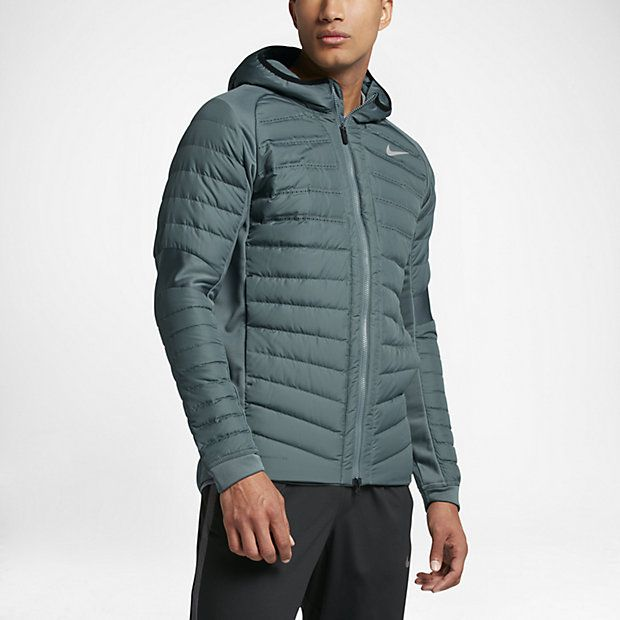 Chamarra/jacket de básquetbol para hombre Nike AeroLoft Hybrid