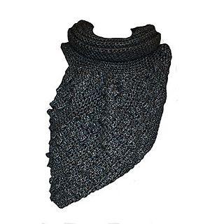 Hunger Games Cowl Pattern Ravelry #Hungergames #cowl #crochet