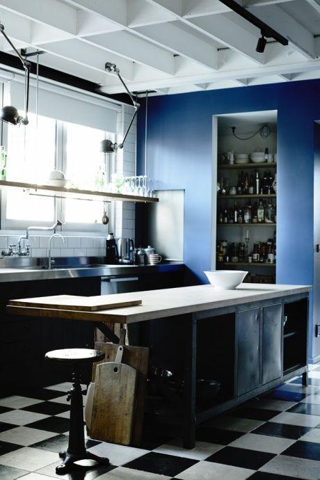 81 besten Cocinas estilo Industrial Bilder auf Pinterest | Küchen ...