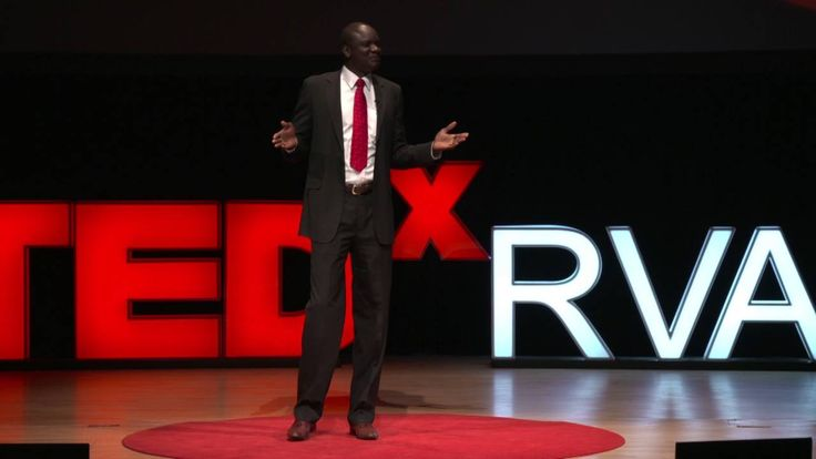 A Lost Boy Finds His Purpose | John Dau | TEDxRVA.  Another view point of a Lost Boy from Sudan.