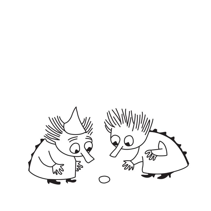 同意するトフスランとビフスラン! あなたはどのムーミンキャラクターに近いでしょう...? ムーミントロール?スナフキン?それともリトルミイ?さっそく診断してみよう!
