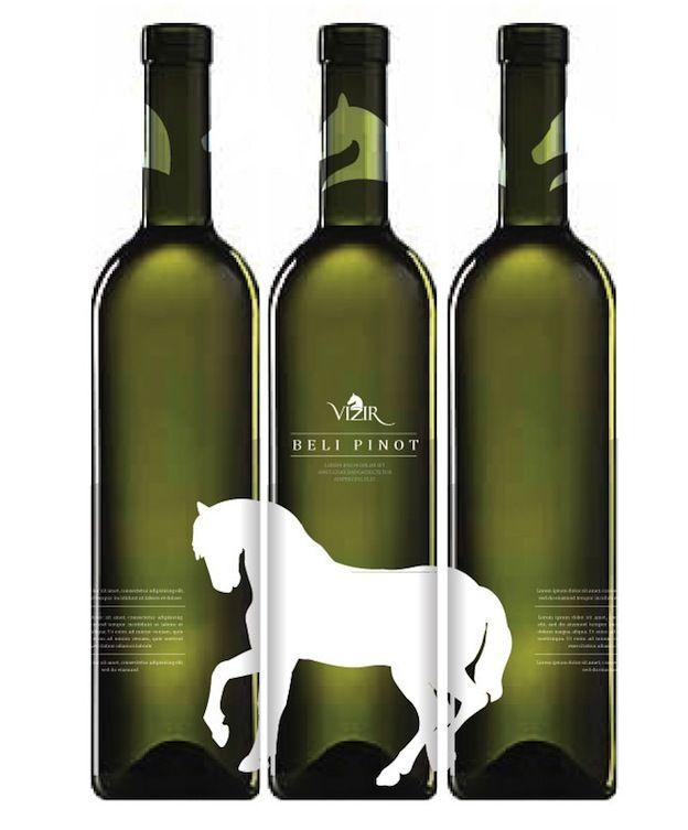 50 eye-catching wine labels by 99designers (this one is by Despect) #vinosmaximum wine / vinho / vino