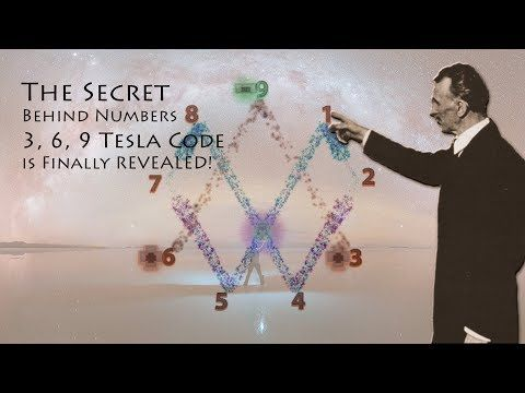 The Secret Behind Numbers 3, 6, 9 Tesla Code Is Finally REVEALED! (without music) - YouTube