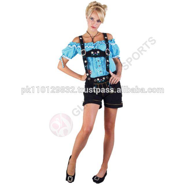 Source damen lederhosen,lederhose,bavarian ladies lederhose,trachtenlederhose,damen kurz lederhose on m.alibaba.com