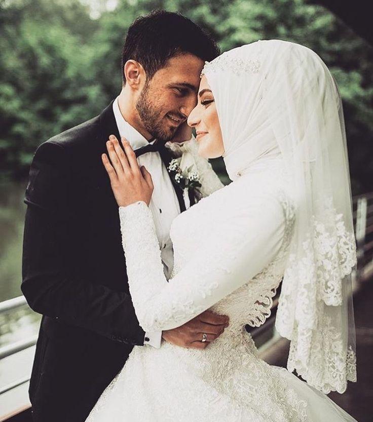 Для открытки, картинка мусульманские любовь