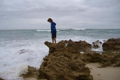2012 entry as seen here at http://www.family-getaways-melbourne.com/damming-the-sea-at-wreckage-bay.html