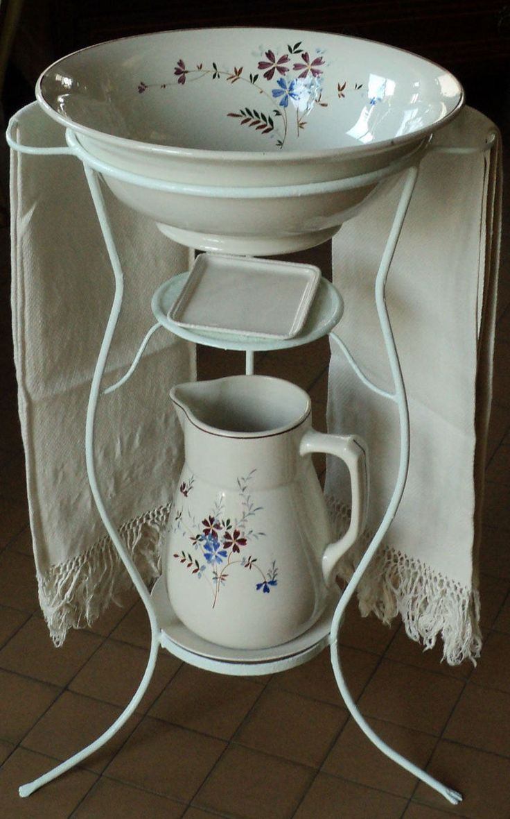 Bathroom Jug 308 best pitcher and bowl sets images on pinterest | water