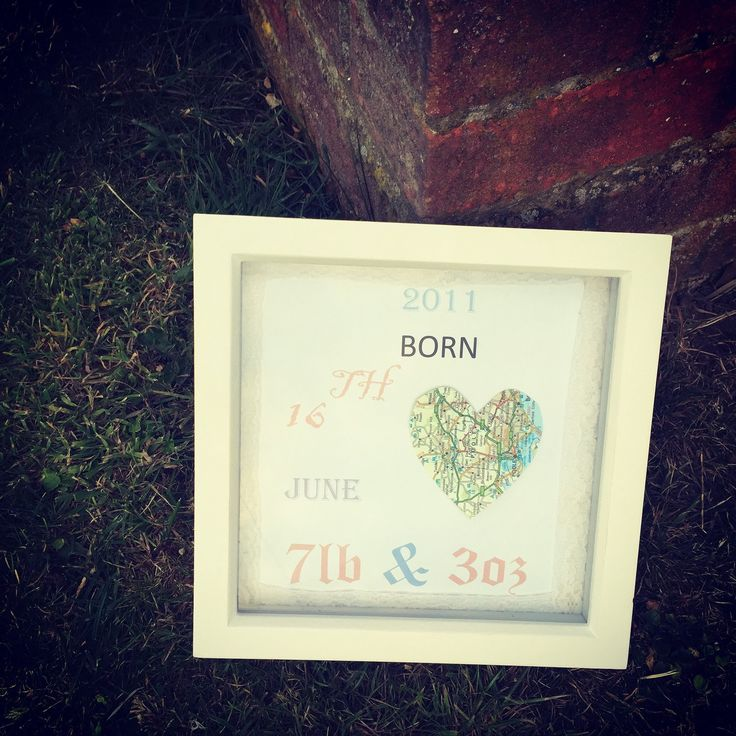 Personalised gift for new baby, family, christening, new baby by Rusticforeverdesigns on Etsy