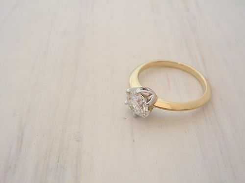 ZORRO Order Collection - Engagement Ring - 028