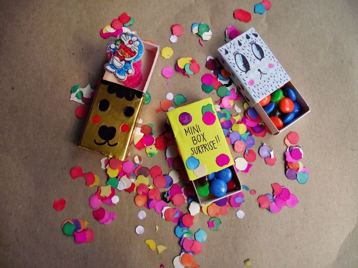 R.e. Mini box surprise !