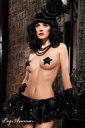 JUPON SEQUINS ET ORGANZA  http://www.prod4you.com/#!collection-lingerie-burlesque/coku