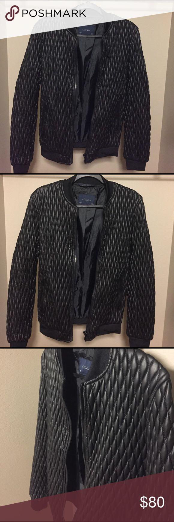 Zara jacket Zara jacket - never used! Zara Jackets & Coats Lightweight & Shirt Jackets