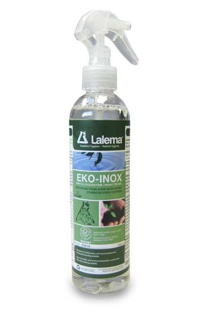 Stainless Steel Cleaner EKO-INOX: EKO-LOGIK stainless steel cleaner