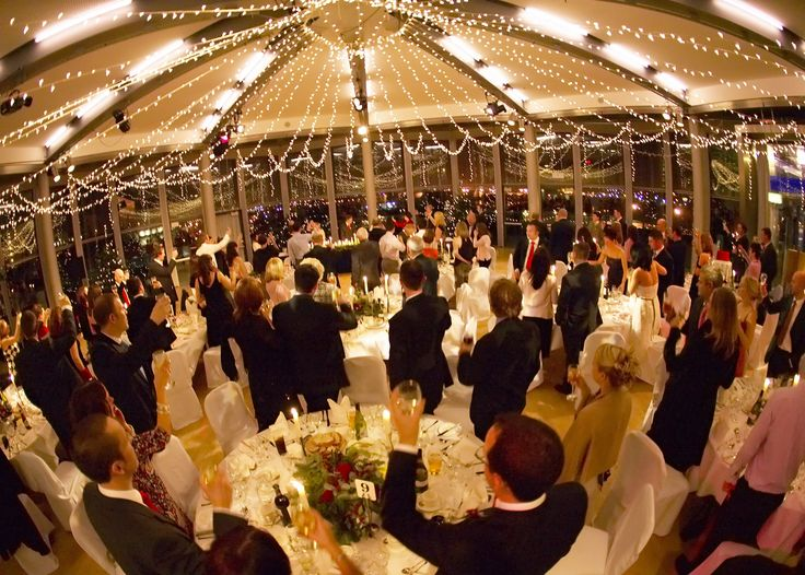 Celebrate Under A Canopy Of Twinkling Fairy Lights Weddings Weddingfairylights Uniqueweddingvenue