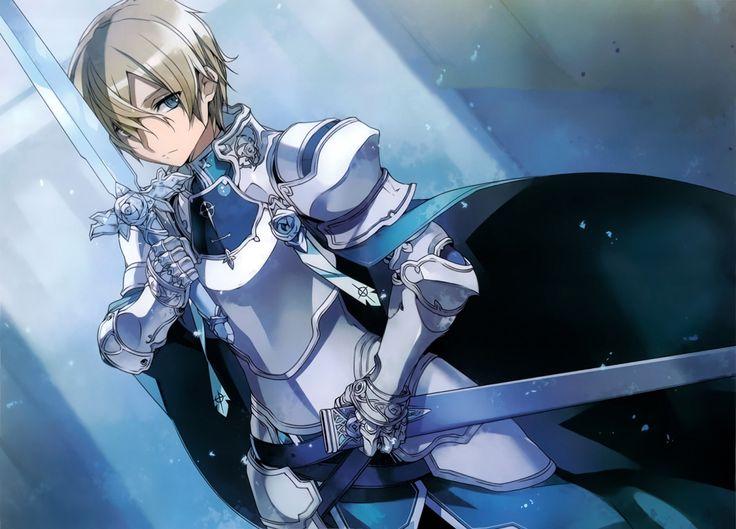 Eugeo   Sword Art Online: Underworld