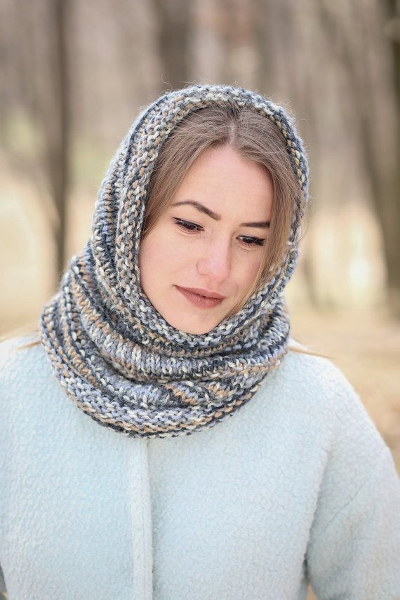 Hey, I found this really awesome Etsy listing at https://www.etsy.com/listing/271773598/neck-warmer-knitted-cowl-infinity-scarf